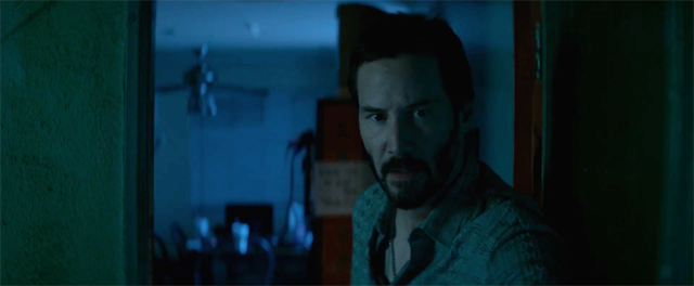 Red Band Neon Demon Teaser Features First Look at Keanu Reeves