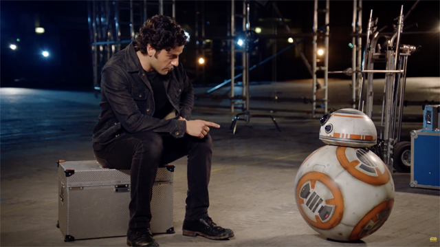 Oscar Isaac & BB-8 Announce New Star Wars: Force for Change Campaign
