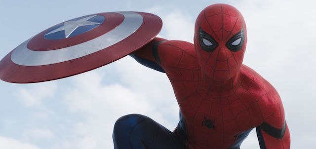 Spider-Man is one of the new Civil War characters!