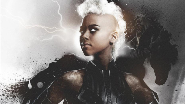 X-Men Storm: The Marve...