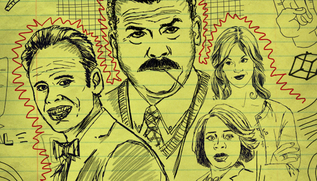 HBO will deliver Vice Principals this July.