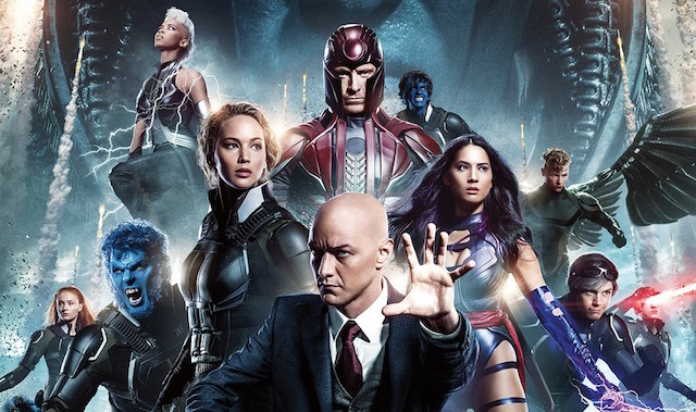 Check out the X-Men: Apocalypse cast.