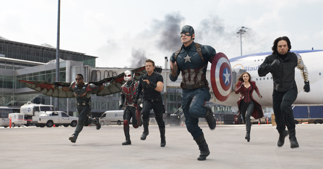 Avengers: Infinity War Filming in New York in May