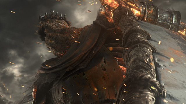 Dark Souls 3 Launch Trailer Crawls Out of the Dark