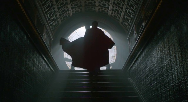 40 Screenshots from the Doctor Strange Teaser Trailer