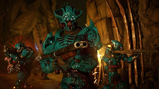 DOOM Open Beta and Post-Launch Content Announced