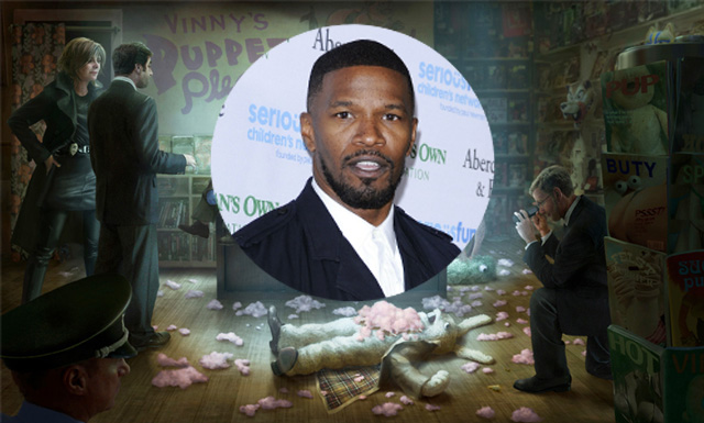 Jamie Foxx eyes the lead in The Happytime Murders.