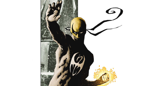 First Photos from the Iron Fist Set Reveal the Return of Danny Rand