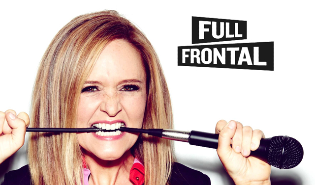 Full Frontal with Samantha Bee Ordered for a Full Year