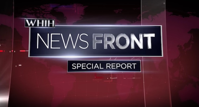 Check out a new WHIH Newsfront report!