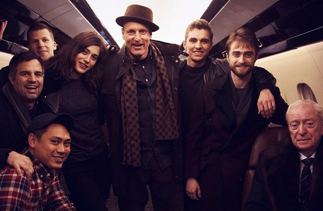 Jon M. Chu returning to direct Now You See Me 3