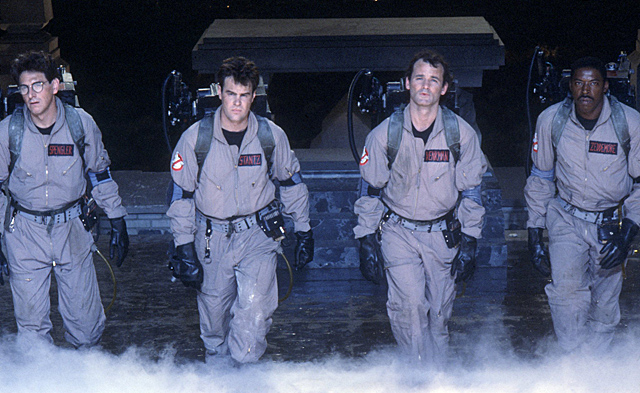Original Ghostbusters Returning to Theaters