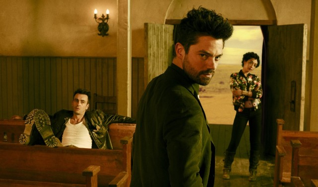 Everything is Under Control in the New Preacher Promo