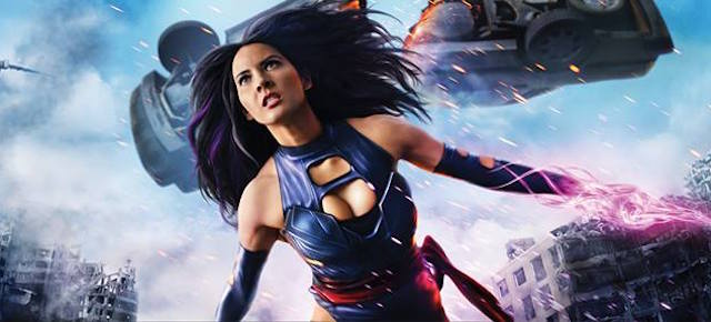 Olivia Munn plays Psylocke in the X-Men: Apocalypse cast.