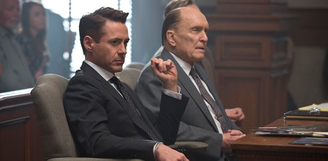The Judge is one of the most recent Robert Downey Jr movies on this list.