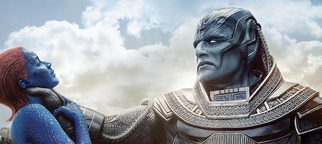 Oscar Isaac plays Apocalypse in the X-Men: Apocalypse cast.