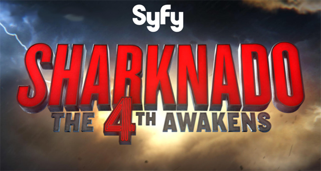 Sharknado: The 4th Awakens to Premiere on Syfy in July