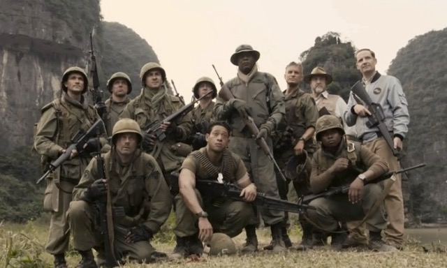First Look at Kong: Skull Island Revealed!