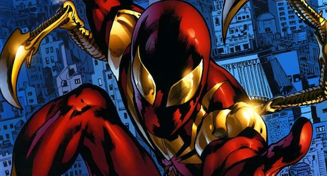 Our Civil War trivia includes a bit on Spider-Man's Iron Spider costume.