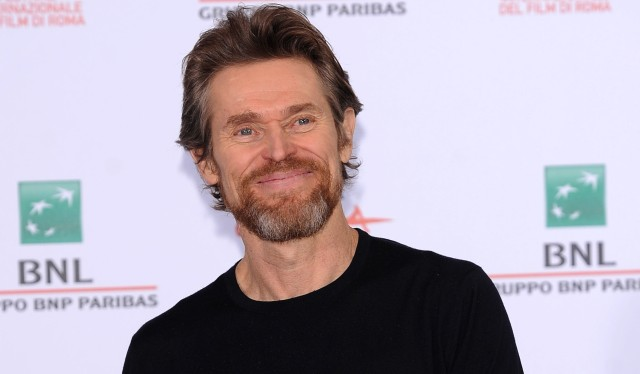 Willem Dafoe Joins Justice League in a Mystery Role!