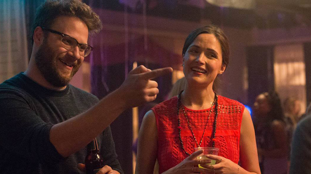 Rose Byrne returns for this Friday's Neighbors 2: Sorority Rising.