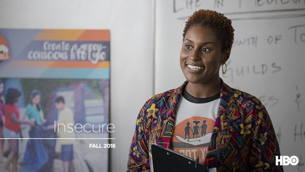 Insecure joins the Westworld series on HBO this fall.