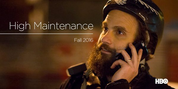 High Maintenance joins Westworld on HBO this fall.