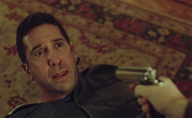 AMC's Feed the Beast Trailer Puts David Schwimmer in Hot Water