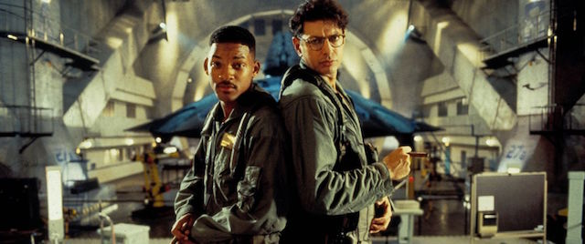 Independence Day is one of the best loved Jeff Goldblum movies.