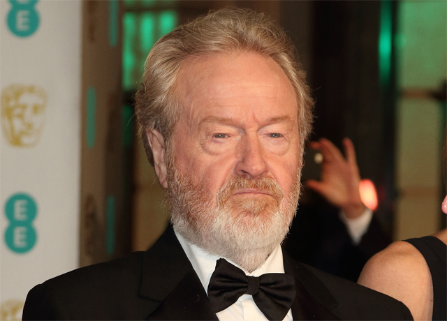 Ridley Scott to Direct the Western Wraiths of the Broken Land