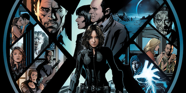 Are you ready for the Marvel's Agents of SHIELD finale?