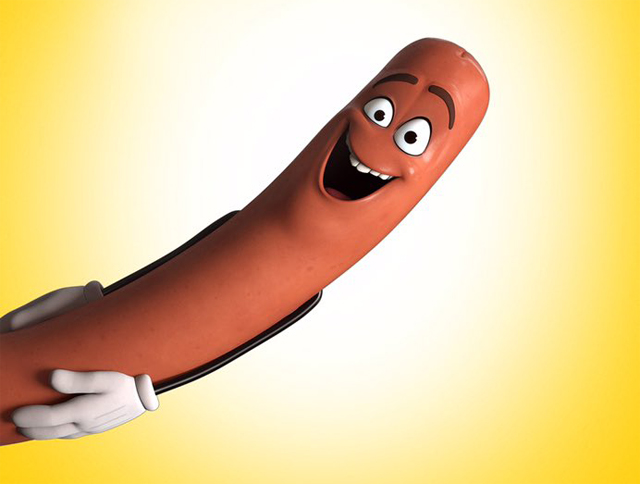 Taste the New Sausage Party Trailer for a Hot Comedy Injection