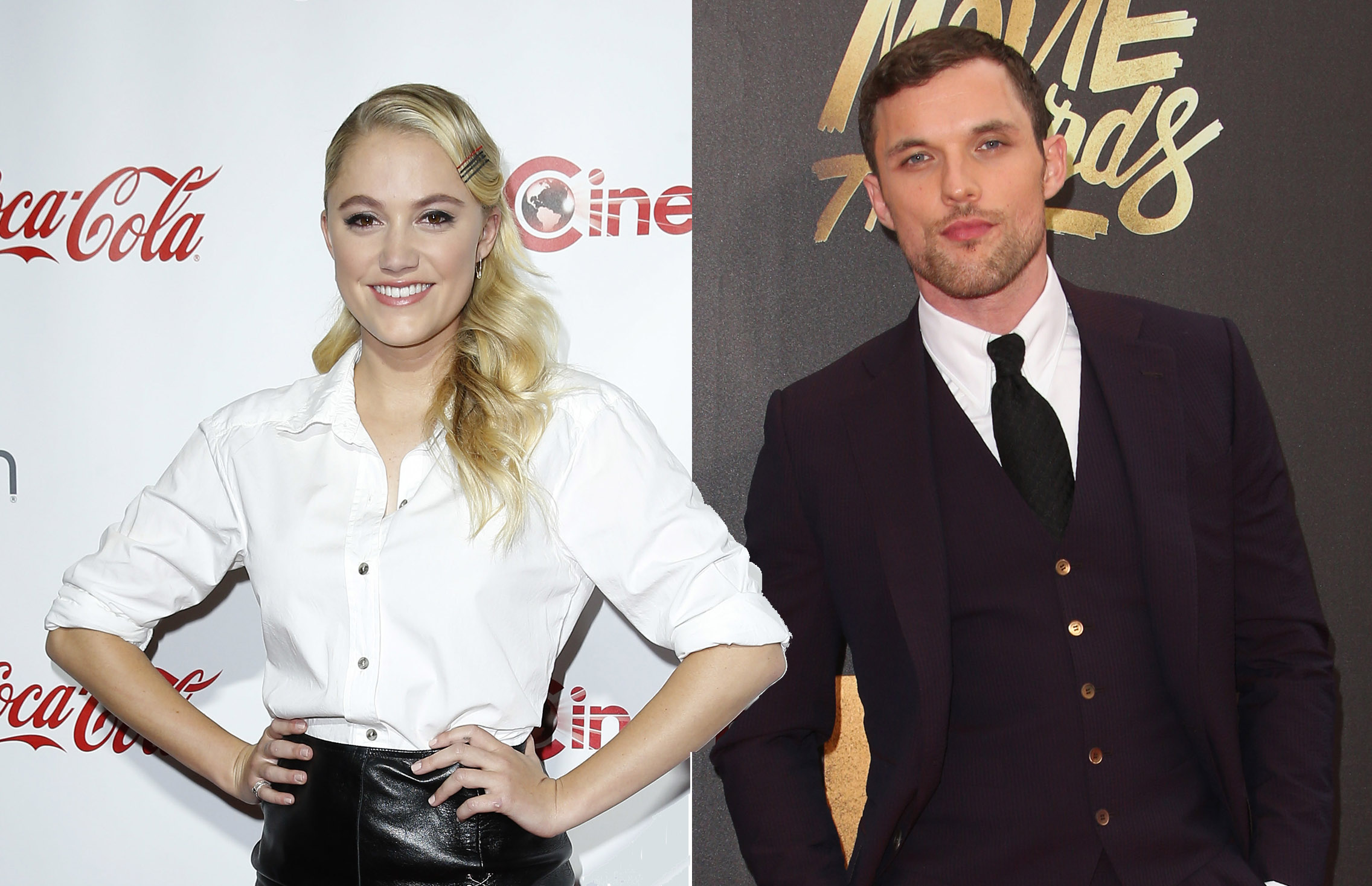 The sci-fi thriller TAU will star Maika Monroe and Ed Skrein.