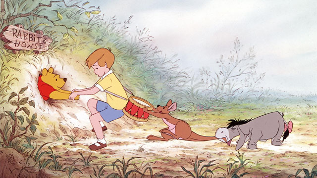 The Best Disney Movies on Netflix: The Many Adventures of Winnie the Pooh