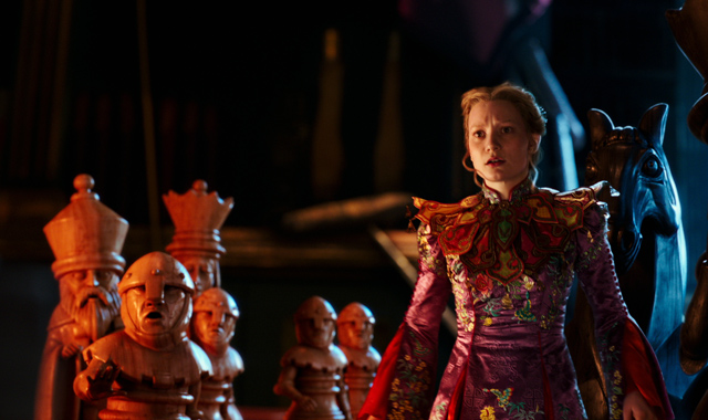 Watch a New Alice Through the Looking Glass Extended Look