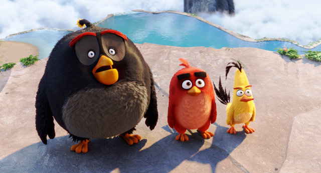 The Angry Birds Movie Flocks to First Place Worldwide