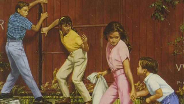 Are you ready for a Boxcar Children movie?