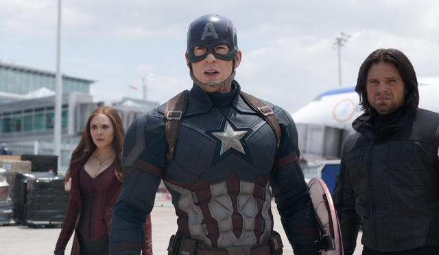 Captain America: Civil War is Now the Top Grossing Movie of 2016