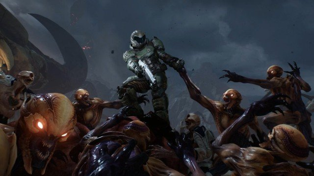 Grab Your Boomstick and Come Get Some in the DOOM Launch Trailer