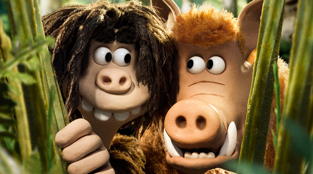 Eddie Redmayne to Voice Aardman's Early Man