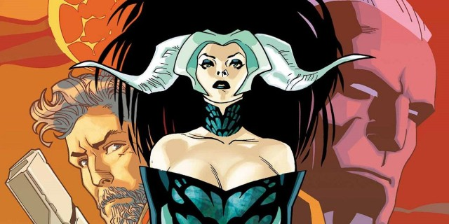 Mark Millar Teams with Alice in Wonderland Producer for Empress Movie