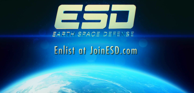 New Earth Space Defense Promo for Independence Day: Resurgence