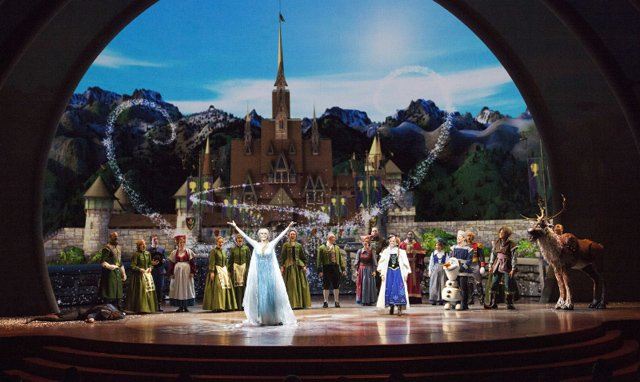 Frozen – Live at the Hyperion Opens May 27