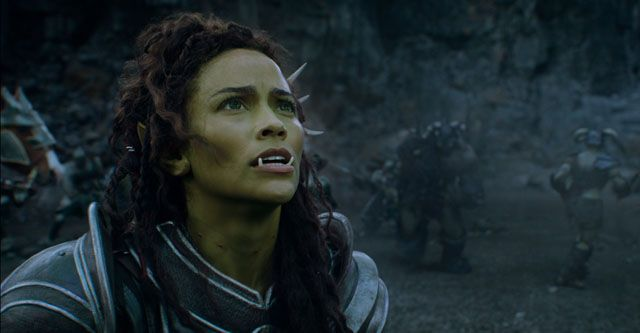 Paula Patton Becomes Garona in New Warcraft Featurette
