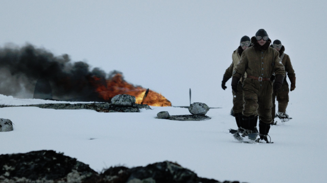 The Best War Movies on Netflix: Into the White