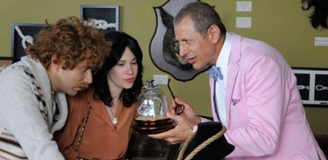 Portlandia belongs on our Jeff Goldblum movies and TV list.
