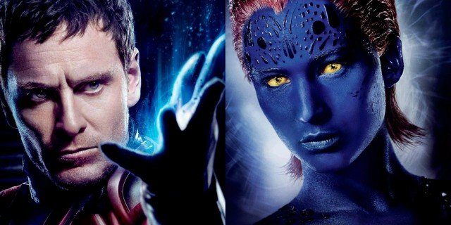 Magneto and Mystique Featurettes for X-Men: Apocalypse Released