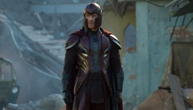 Magneto Reveals Himself in New X-Men: Apocalypse Clip