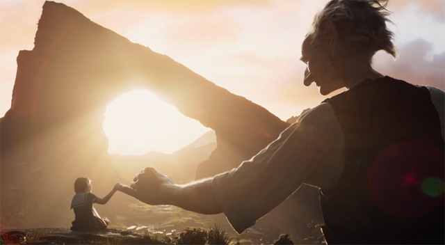The World is More Giant Than You Can Imagine in the New BFG Trailer
