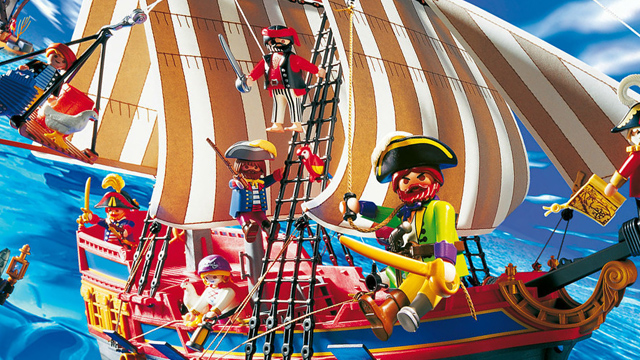The Playmobil movie will arrive in 2019.